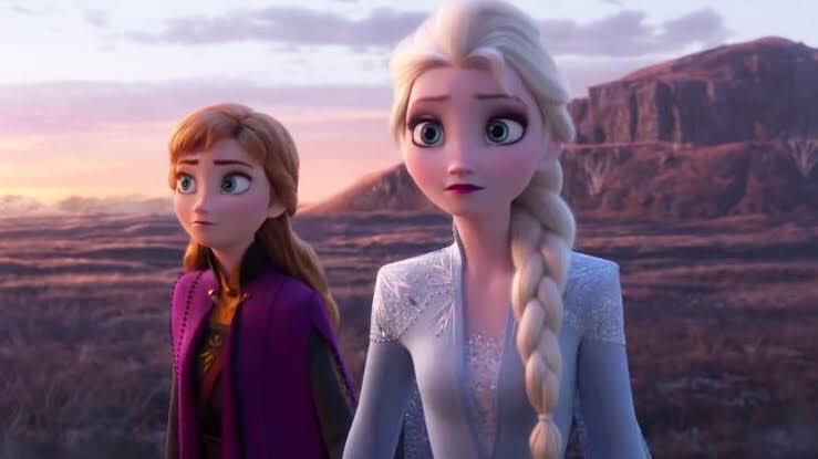 アナ雪2の画像