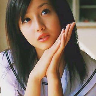 女子高生沢尻エリカさん画像