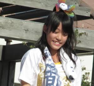 王林さん中学生画像5