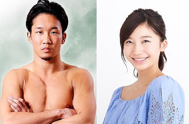 朝倉未来さんと小倉優香さんの画像