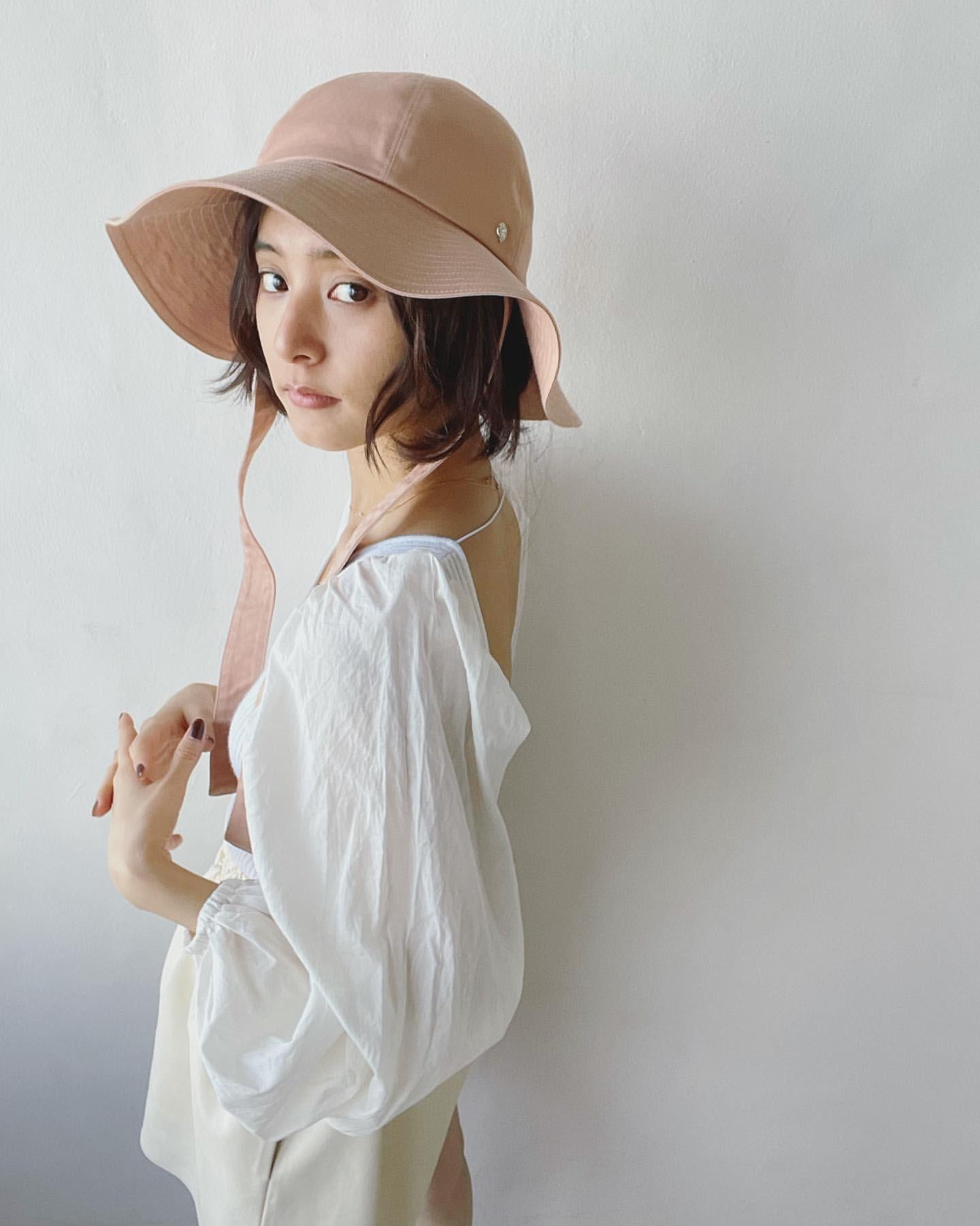 新木優子さんショートヘア画像8