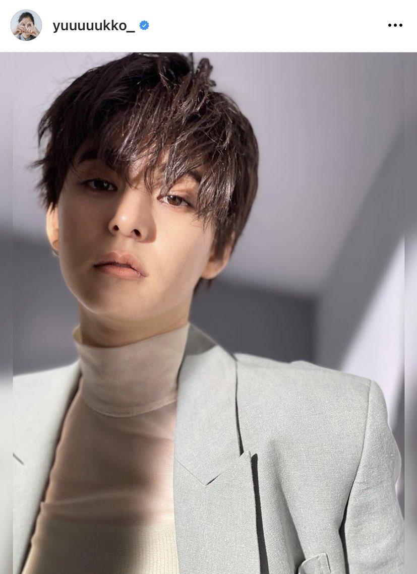 新木優子さんショートヘア画像3