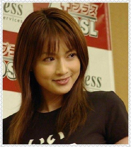 長谷川京子さんの若い頃の画像3