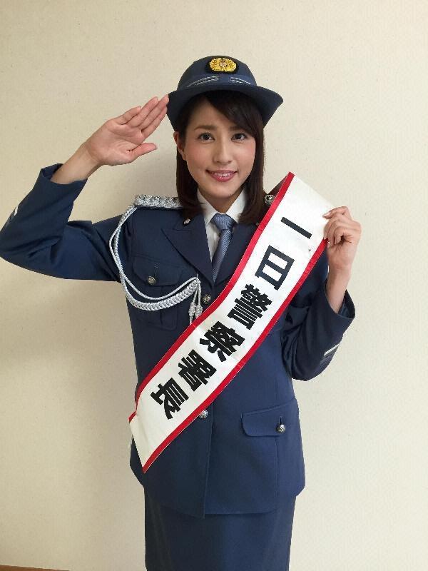 永島優美アナコスプレ画像9