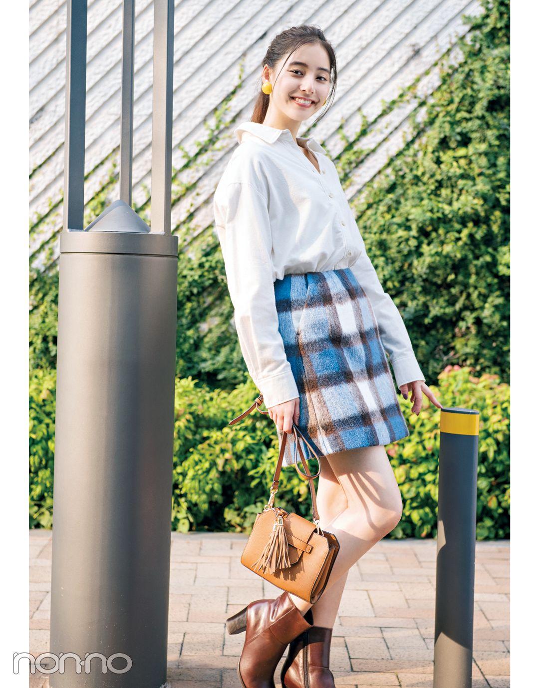 新木優子さんミニスカート画像4