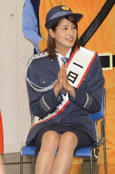 永島優美アナコスプレ画像10