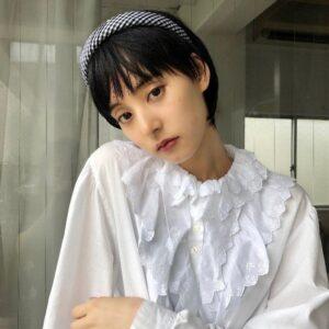 新木優子さんショートヘア画像7