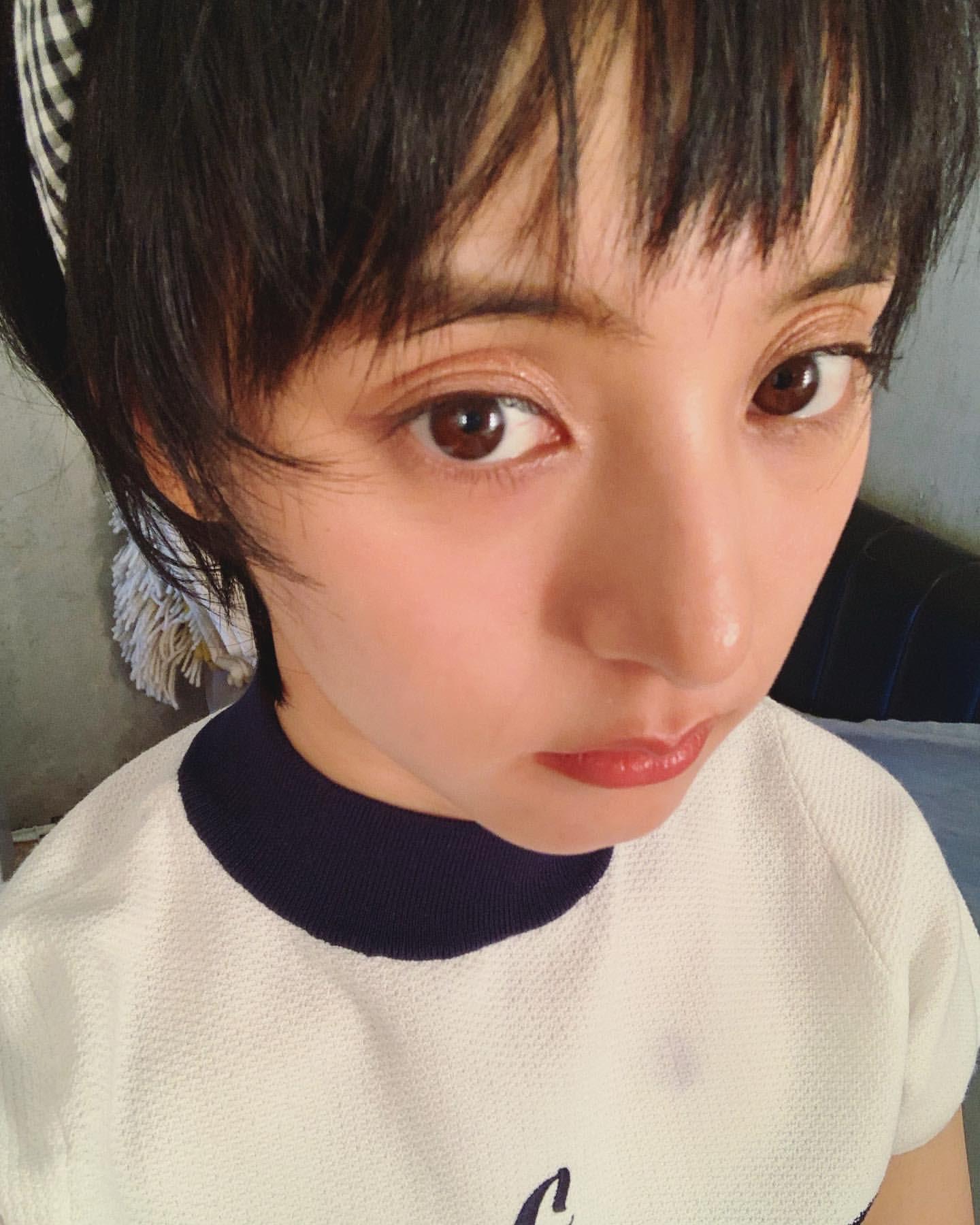 新木優子さんショートヘア画像4