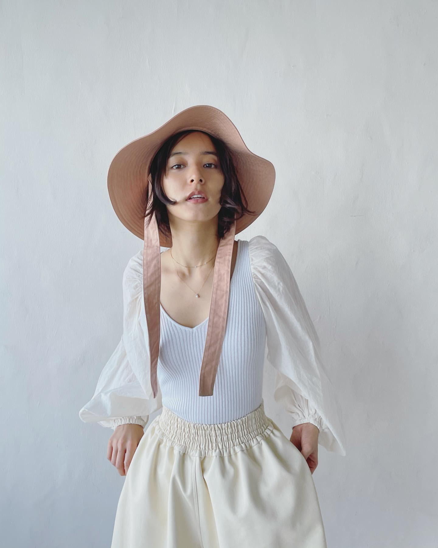 新木優子さんショートヘア画像9