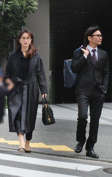 長谷川京子さん新藤晴一さん画像