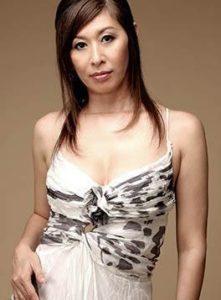 山田優さんの母親、若い頃のモデル顔画像2