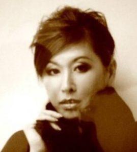 山田優さんの母親、若い頃のモデル顔画像1