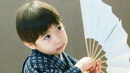 寺島しのぶの息子、眞秀君顔画像4(幼少期)