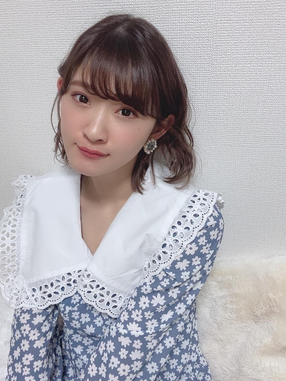 川村文乃さんオシャレな私服画像3